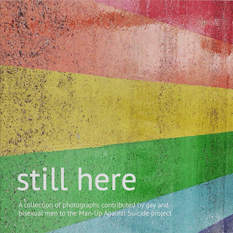 Image of Still Here book cover